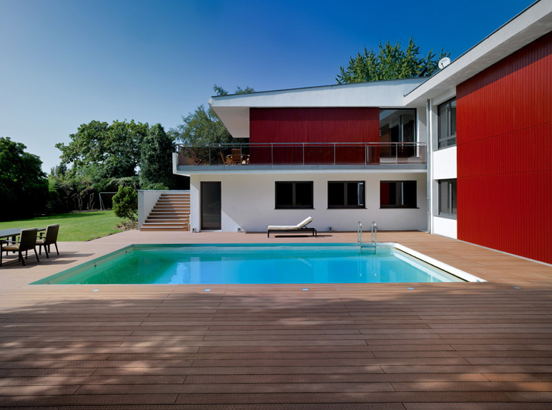 Fermeture de la piscine de bois guide piscine house for Fermeture piscine