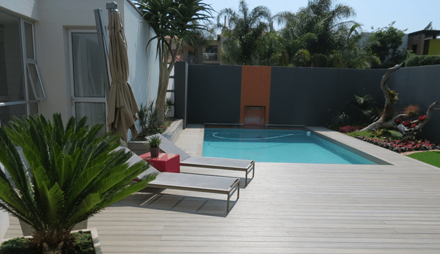 Terrasse composite Neowood